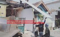 Jasa bongkar rumah dan bangunan